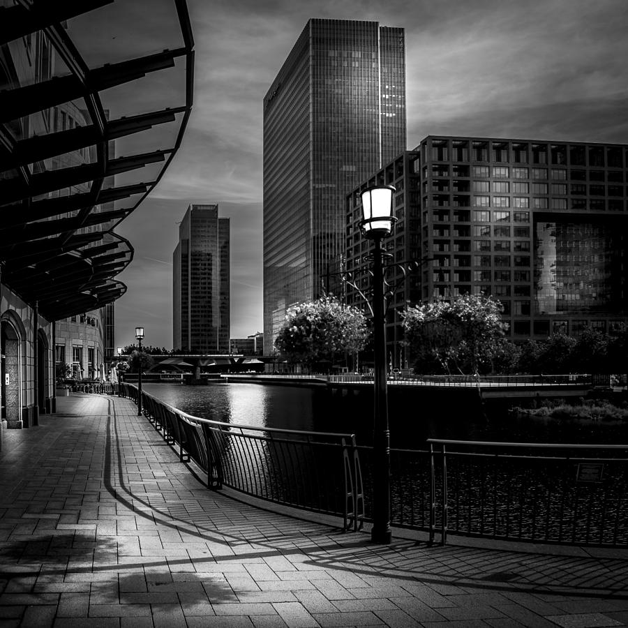 Docklands by S J Bryant
