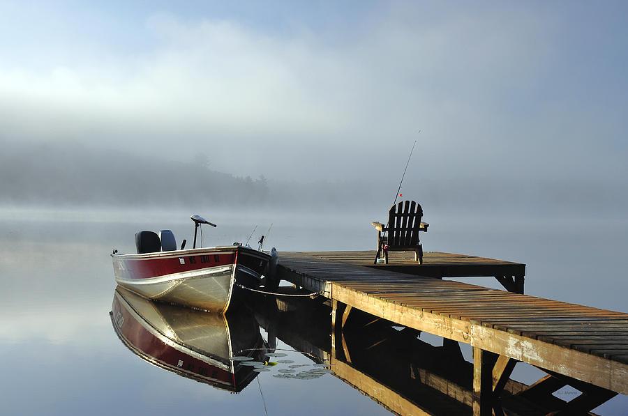 Landscape Photograph - Docktari by RJ Martens