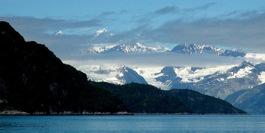 Glacier Bay Photograph - Doesnt Get Any Better by Susan Stephenson
