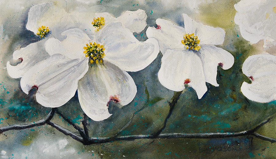 Dogwood 7 by Bill Jackson