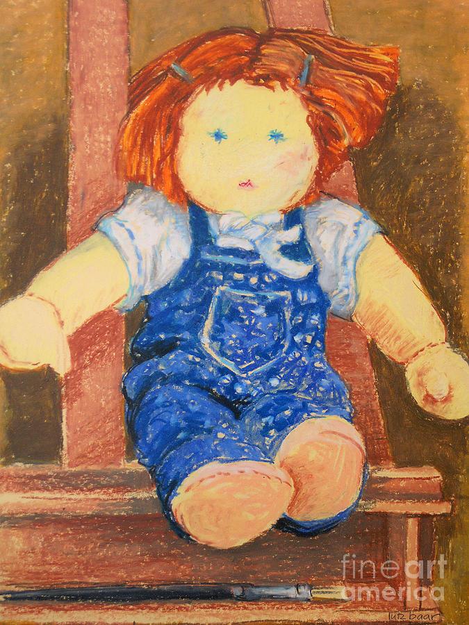 Baar Pastel - Doll by Lutz Baar