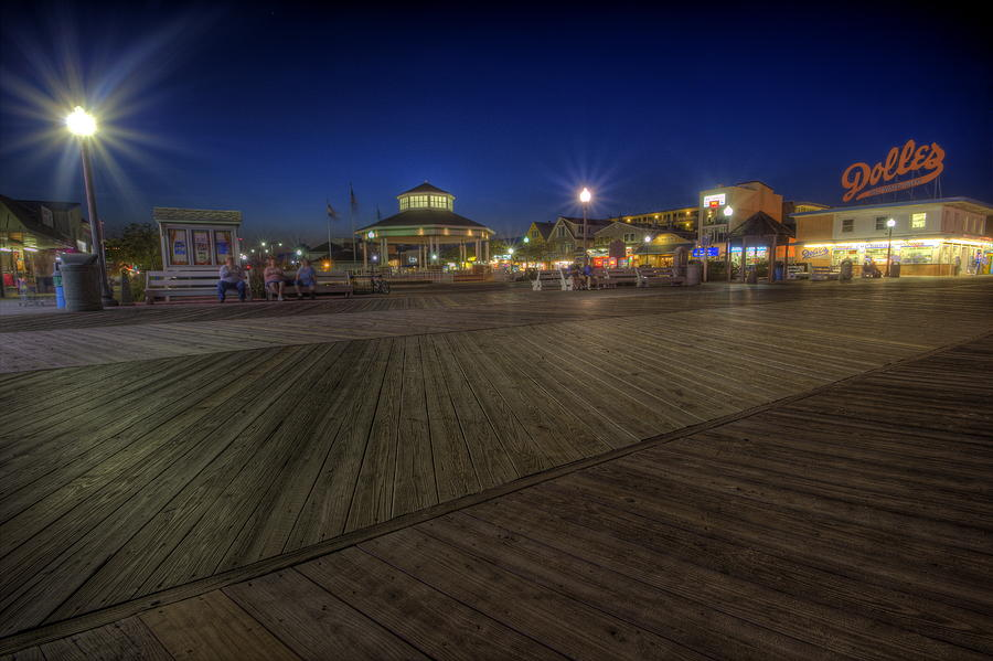 Dolles Photograph - Dolles Rehoboth Beach by David Dufresne