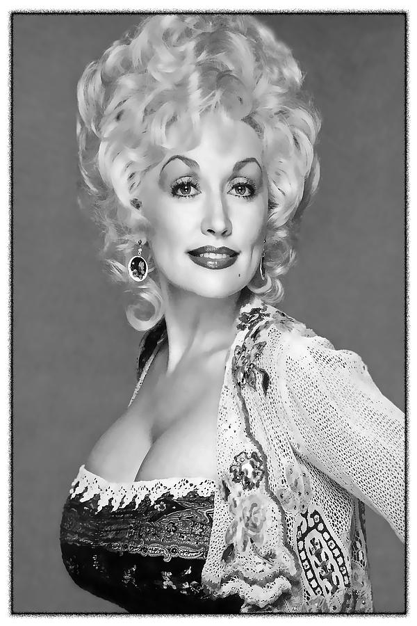 DOLLY GLAM by Brian Graybill
