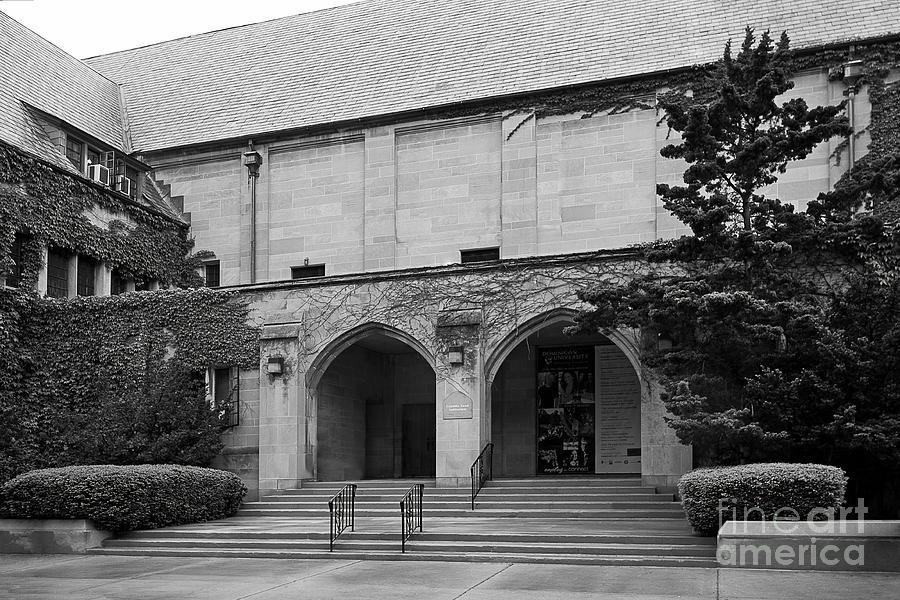 Catholic Photograph - Dominican University Mazzuchelli Hall by University Icons