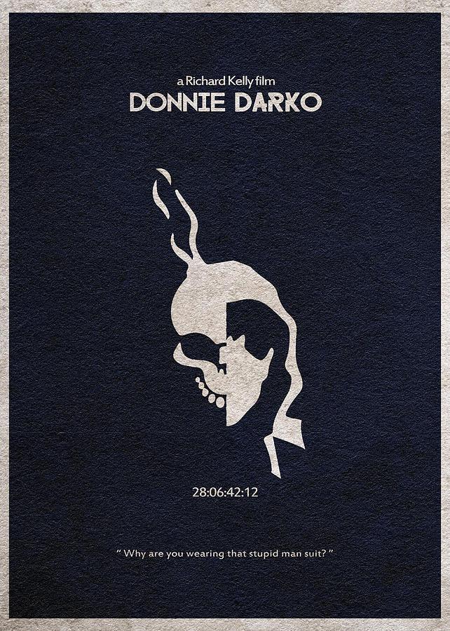Donnie Darko Digital Art - Donnie Darko by Inspirowl Design