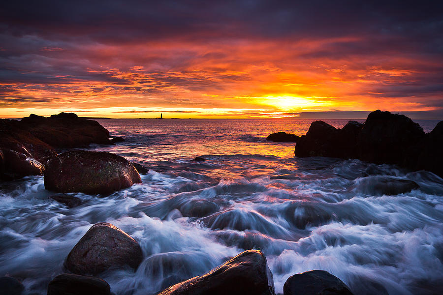 Cape Elizabeth Photograph - Dont Forget by Benjamin Williamson