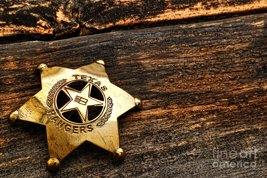Texas Photograph - Dont Mess by Olivier Le Queinec
