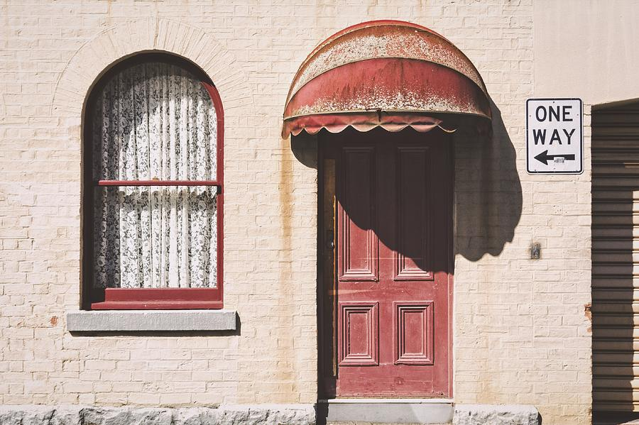 Door And Window Of Building Photograph by Abhijit Patil / Eyeem