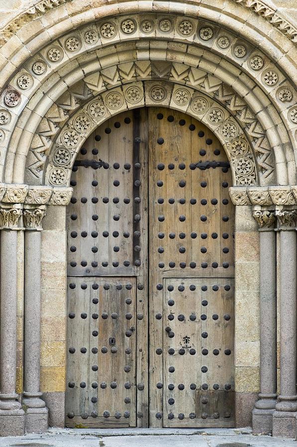Door Photograph - Door by Frank Tschakert