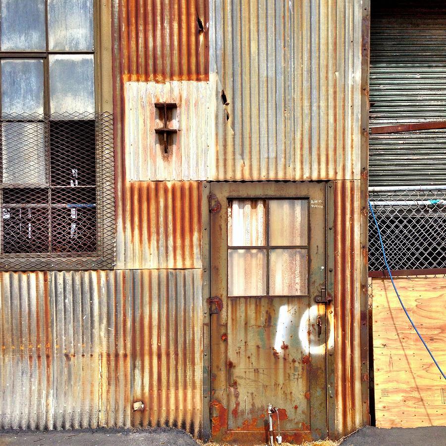 Rust Photograph - Door Number 10 by Julie Gebhardt
