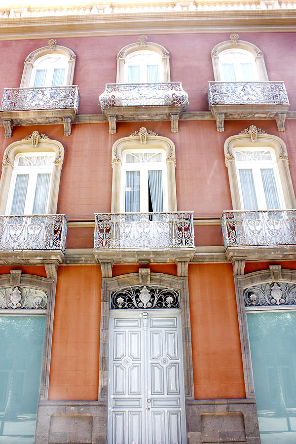 Architecture Photograph - Doors And Windows by Jamie Fedele