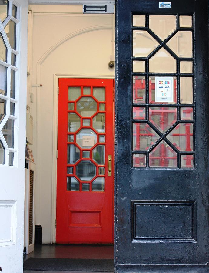 Doors Photograph - Doors by Pat Purdy