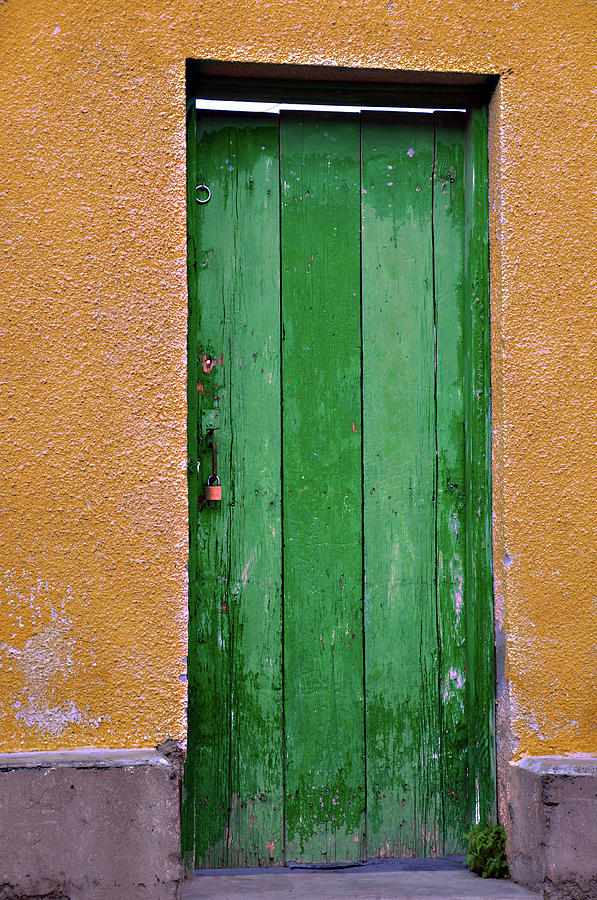 Doorway Photograph by Aysunbk