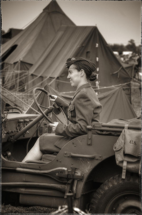 Victory Photograph - Dorothy by Jason Green