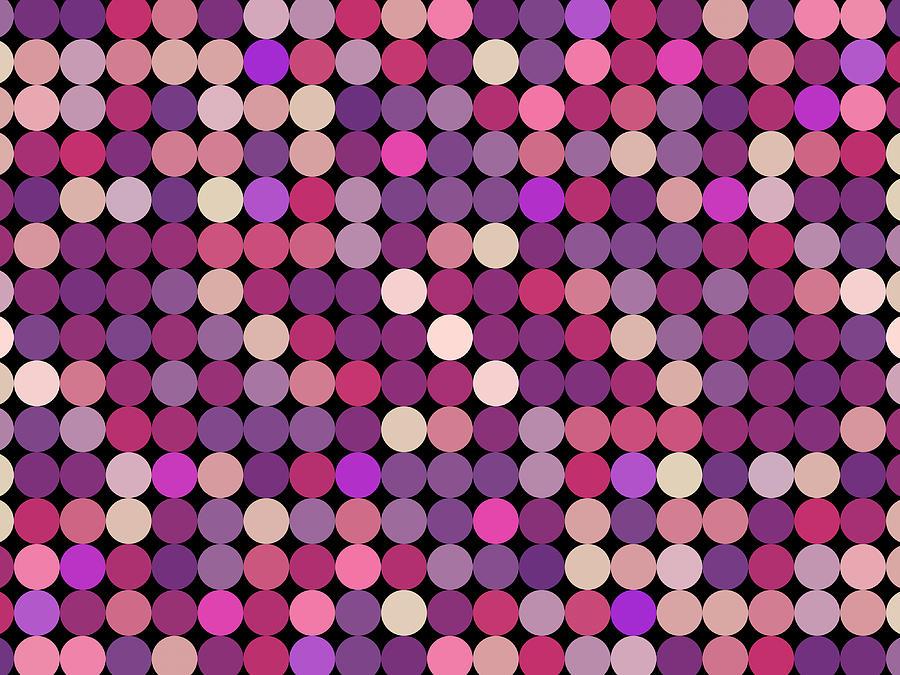 Artwork Digital Art - Dots by Gabiw Art