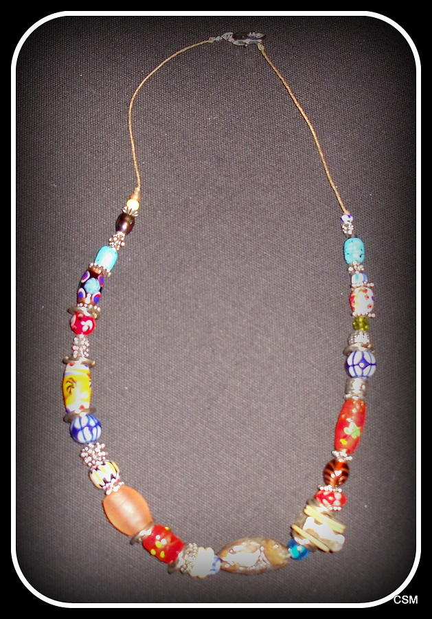 Fish Jewelry - Double Fish Luck by Whitey Martin