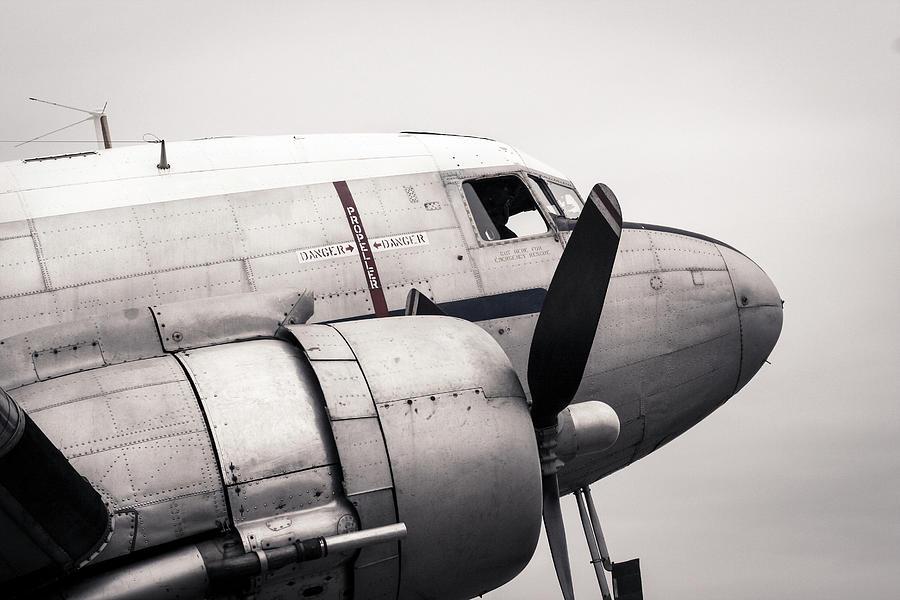 Douglas Dc-3 Photograph by Mikulas1