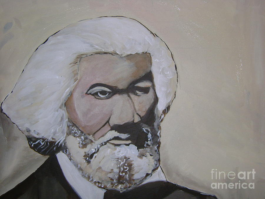 Celebrities Painting - Douglas by Sidney Holmes