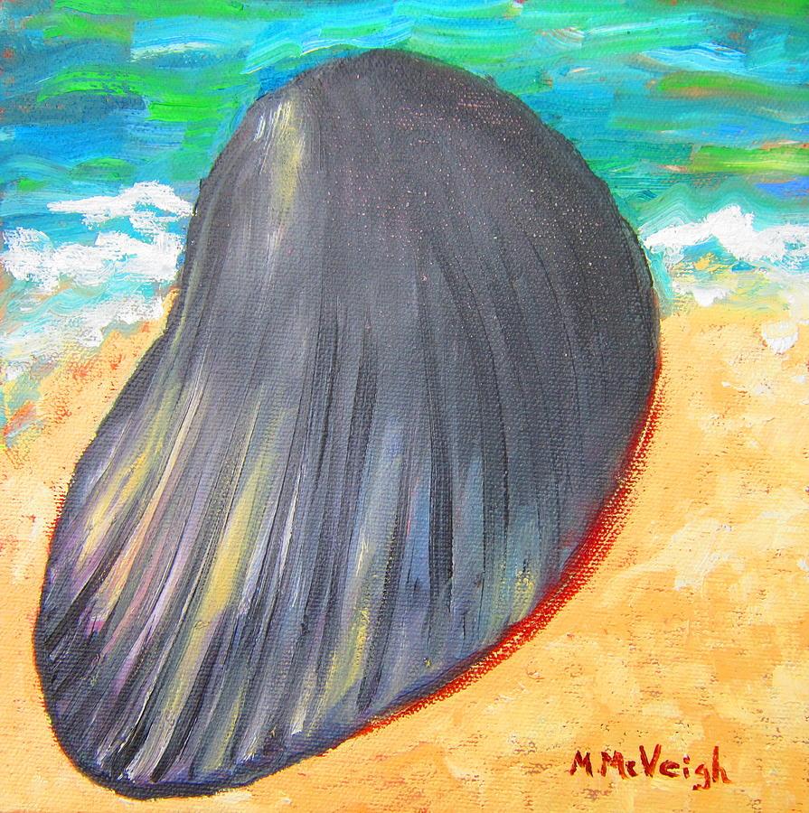 Seashore Painting - Down By The Seashore by Marita McVeigh