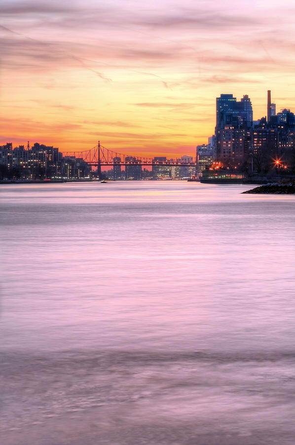 Down River Photograph - Down River II by JC Findley