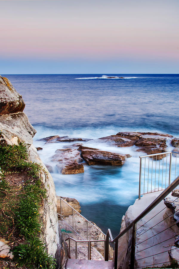 Coogee Beach Photograph - Coogee Surprise by Az Jackson