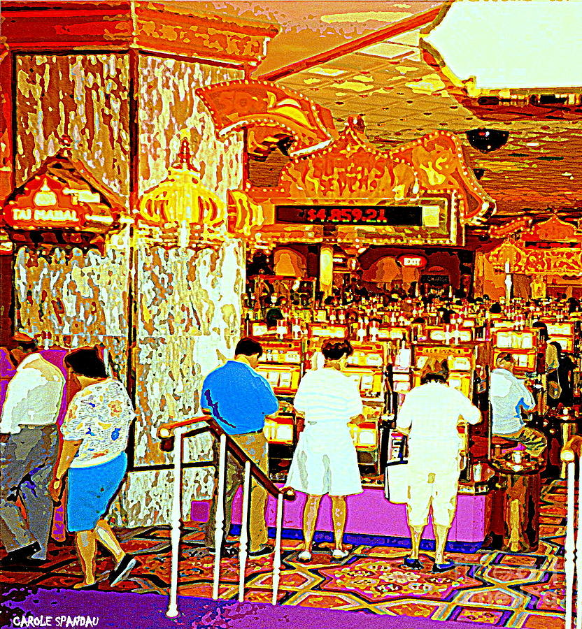 Casino all you can eat