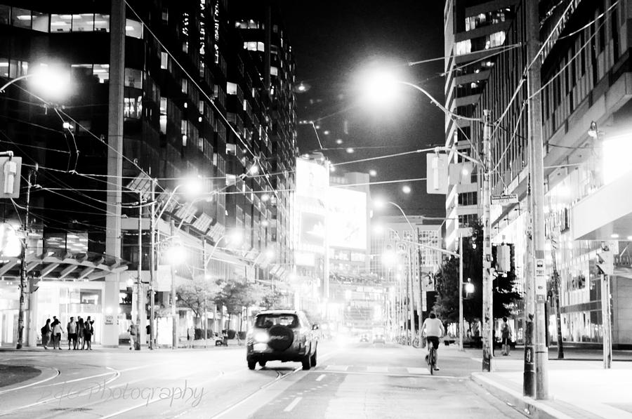 City Photograph - Downtown by BandC  Photography