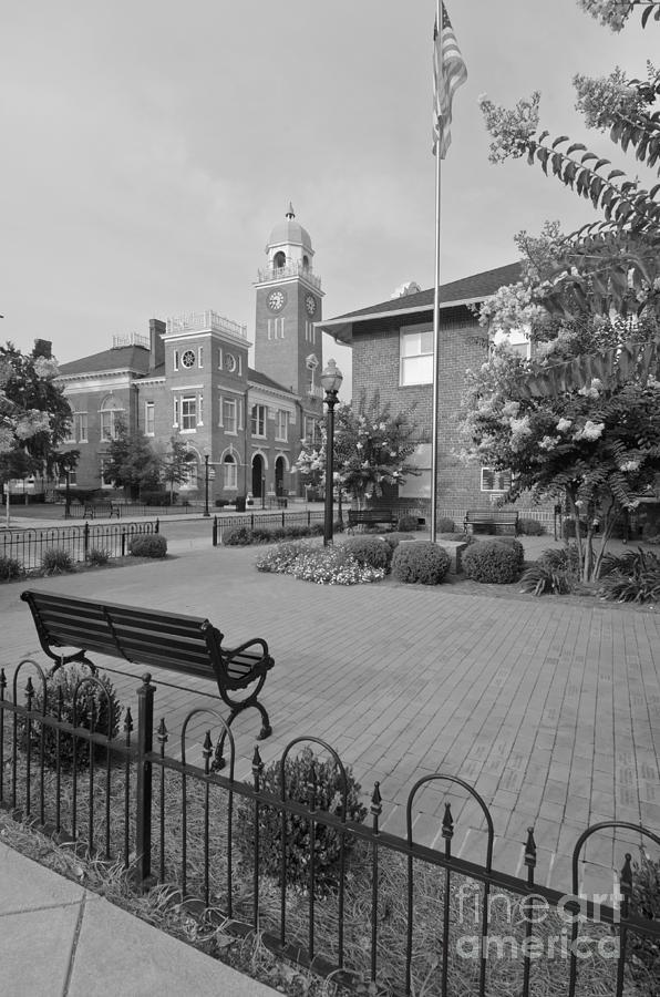 Bainbridge Photograph - Downtown by Debra Johnson