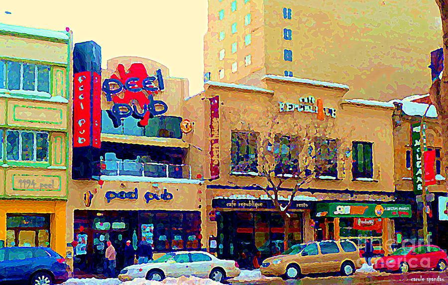 Chaat Restaurants In Downtown Montreal