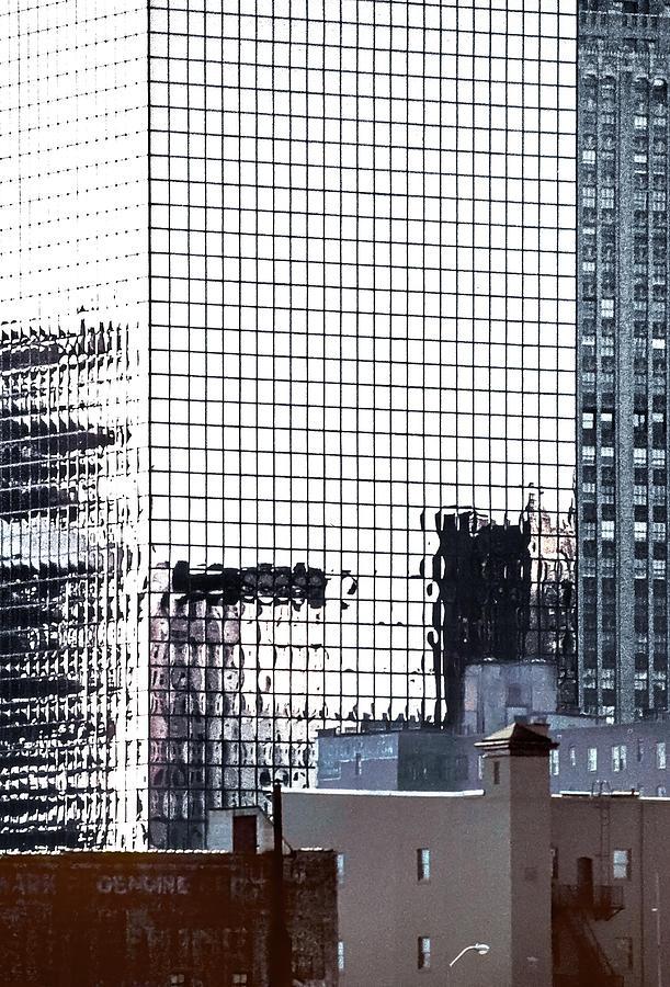 Downtown Newark Photograph - Downtown Newark Nj by Kellice Swaggerty