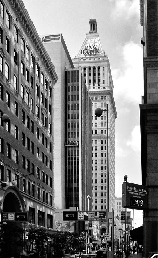 Downtown Photograph - Downtown by Pedro Fernandez