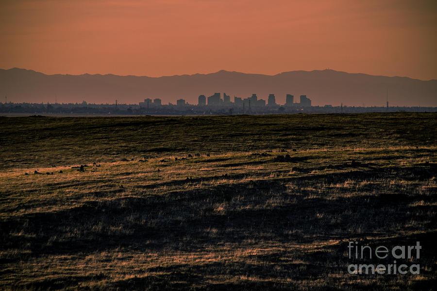 Architecture Photograph - Downtown Sacramento Skyline by Dan Julien