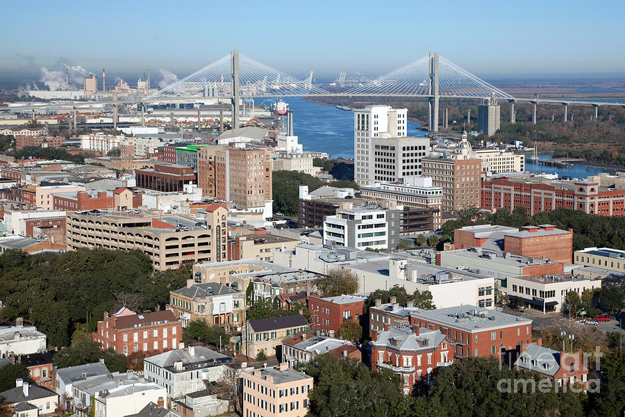 Tour Charleston To Savannah
