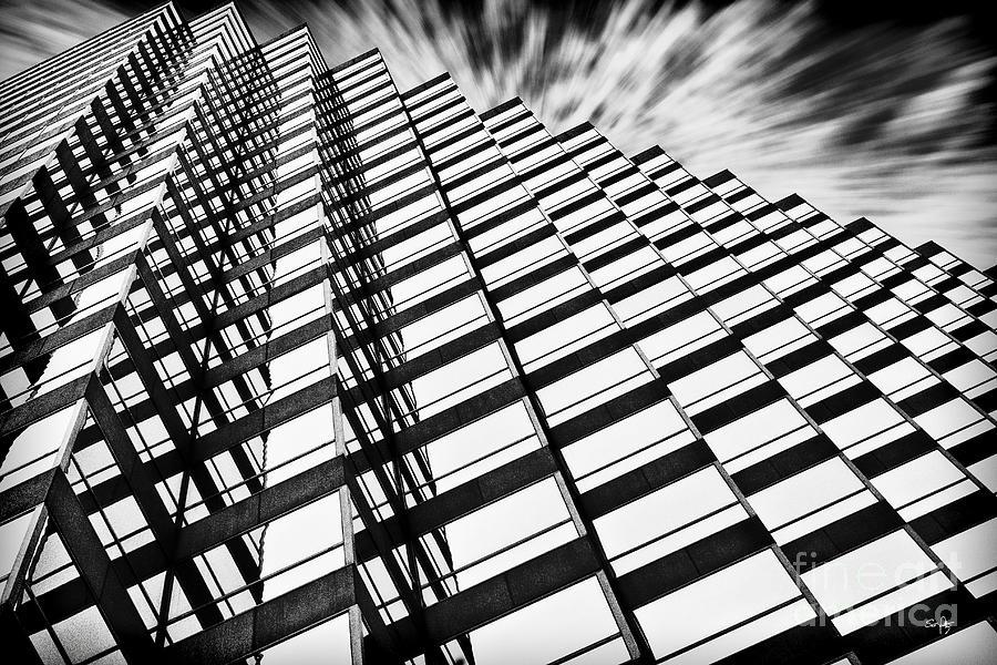 Architecture Photograph - Downtown by Scott Pellegrin
