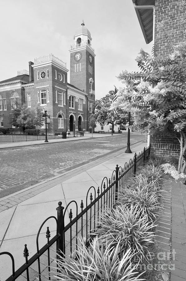 Bainbridge Photograph - Downtown Streets by Debra Johnson