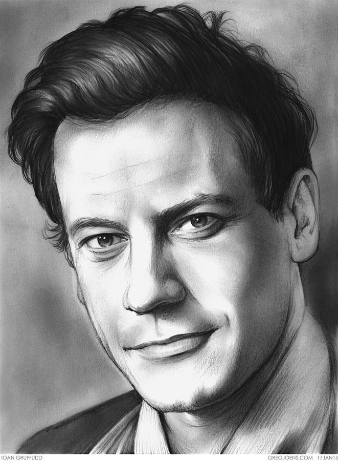 Dr. Henry Morgan Drawing