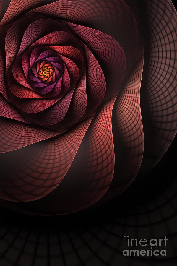 Heart Of The Dragon Digital Art - Dragonheart by John Edwards