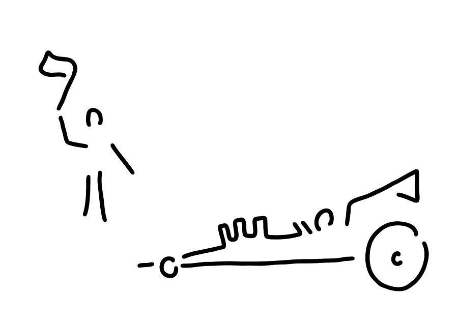 Dragster Moto Sport Run Car Drawing