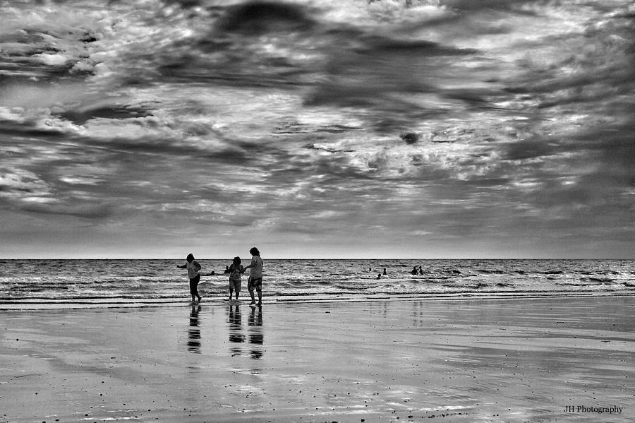 Landscape Photograph - Dramatic Seascape by Jay Harrison