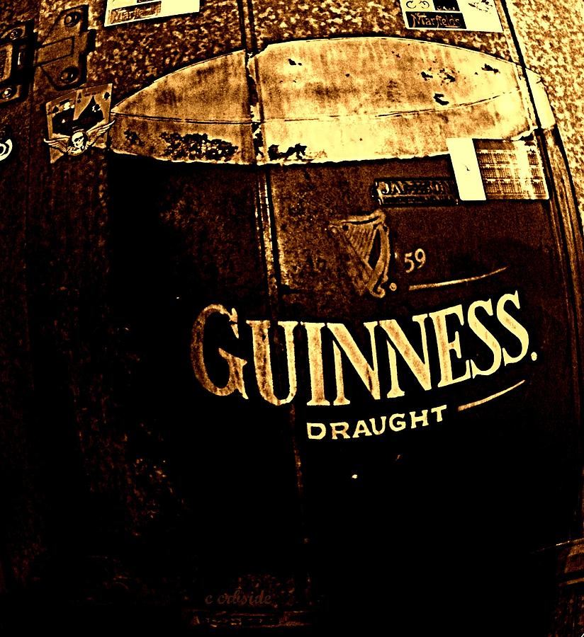 Beer Photograph - Draught  by Chris Berry