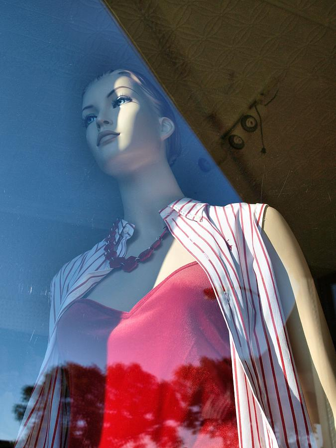 Mannequin Photograph - Dream Away by Tom Druin