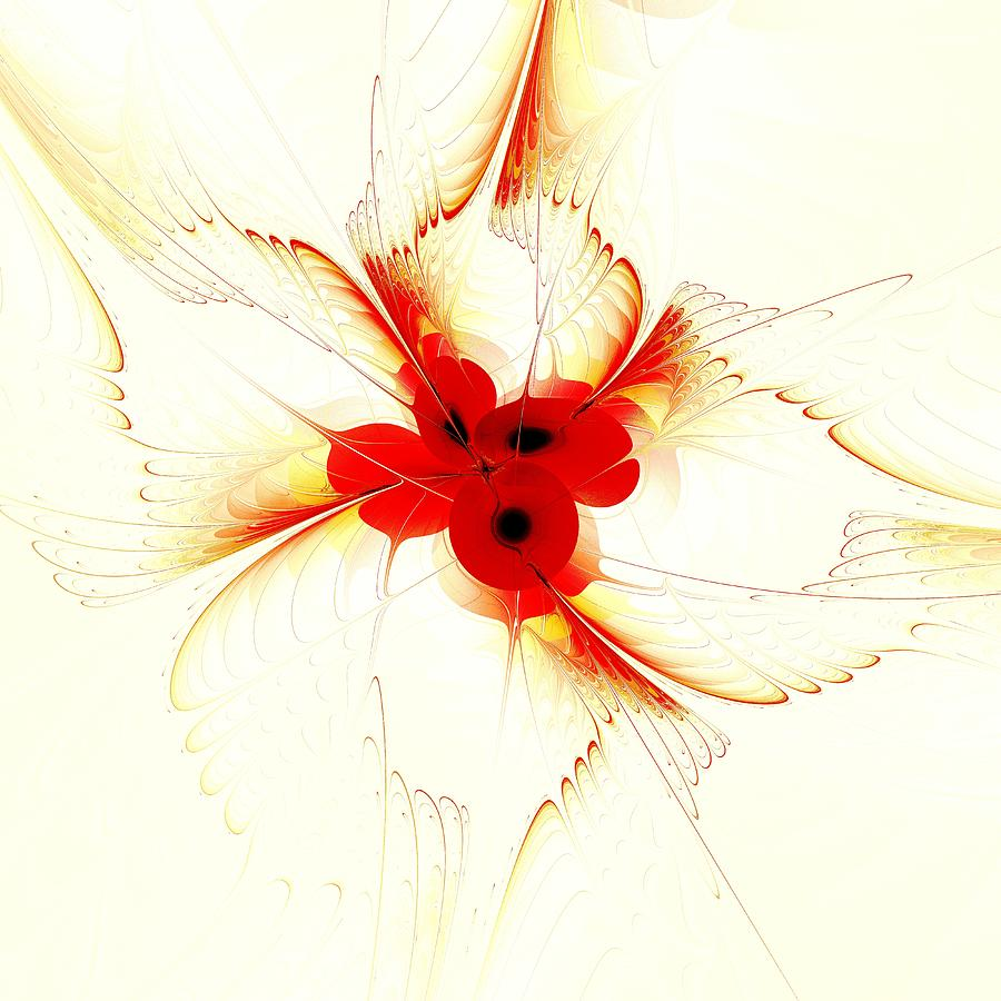 Computer Digital Art - Dream Flower by Anastasiya Malakhova