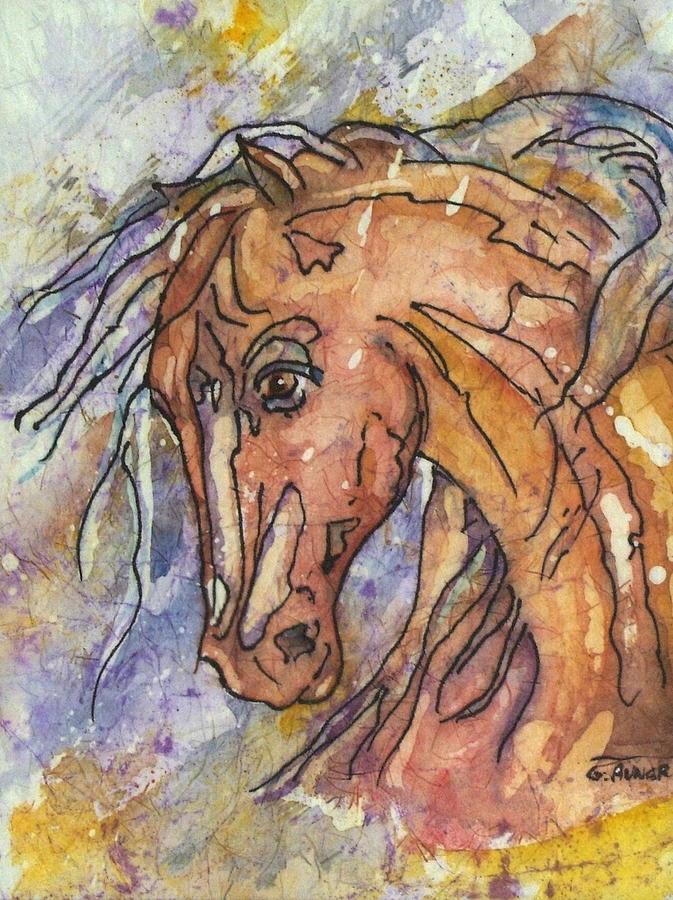 Dream Horse by Gloria Avner