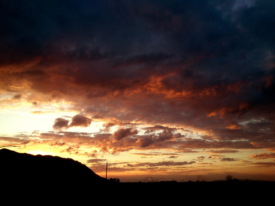 Sky Photograph - Dream by Lucy D
