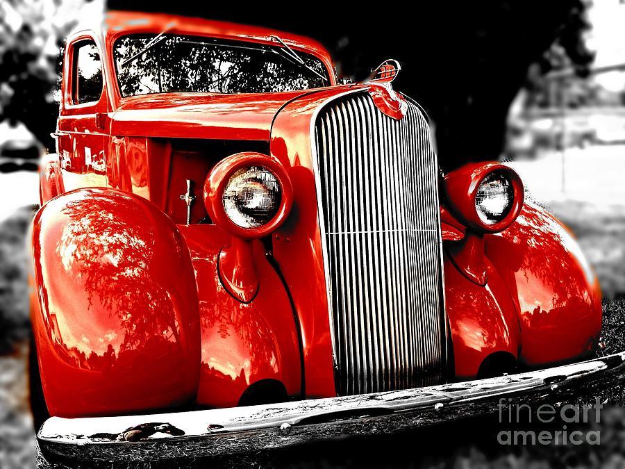 Classic Car Photograph - Dream Machine by Garren Zanker