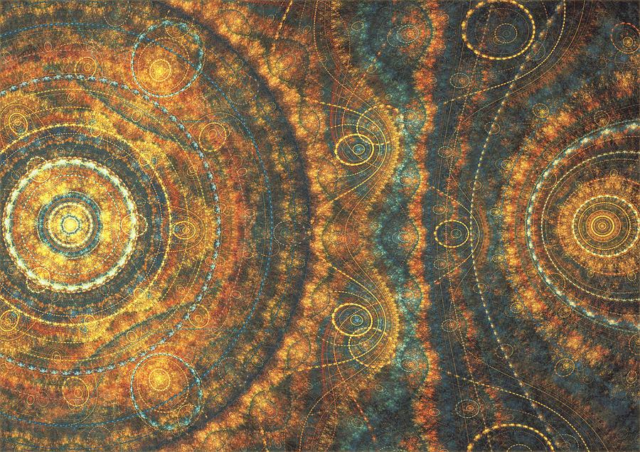 Dream Of Eternity Digital Art
