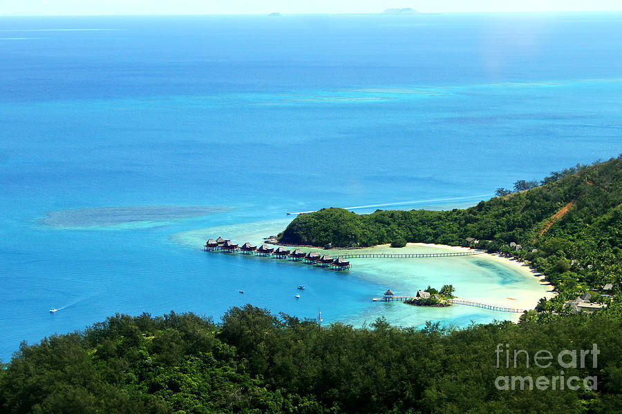 Fiji Photograph - Dream Vacations by Lars Ruecker
