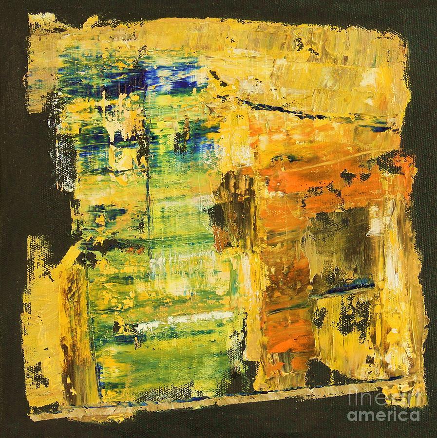 Oil Painting - Dreamer by Mini Arora
