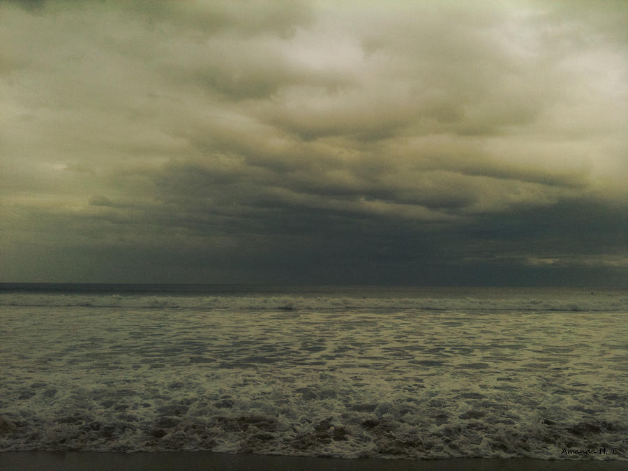 Beach Photograph - Dreaming I by Amanda Holmes Tzafrir