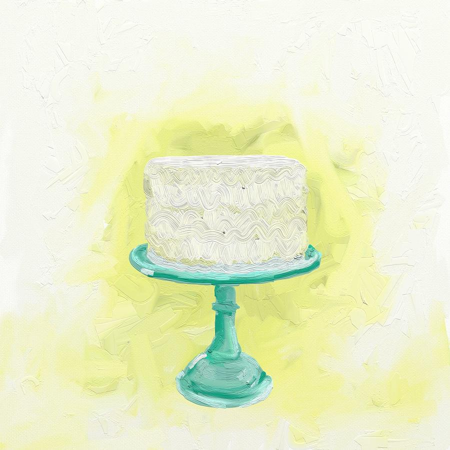 Cake Photograph - Dreaming of buttercream  by Cathy Walters